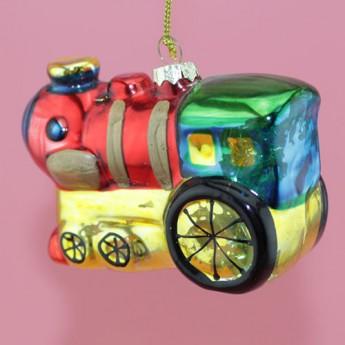 Елочные игрушки по индивидуальному дизайну из стекла Фото 2