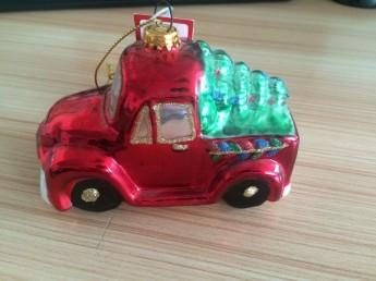 Елочные игрушки по индивидуальному дизайну из стекла Фото 3