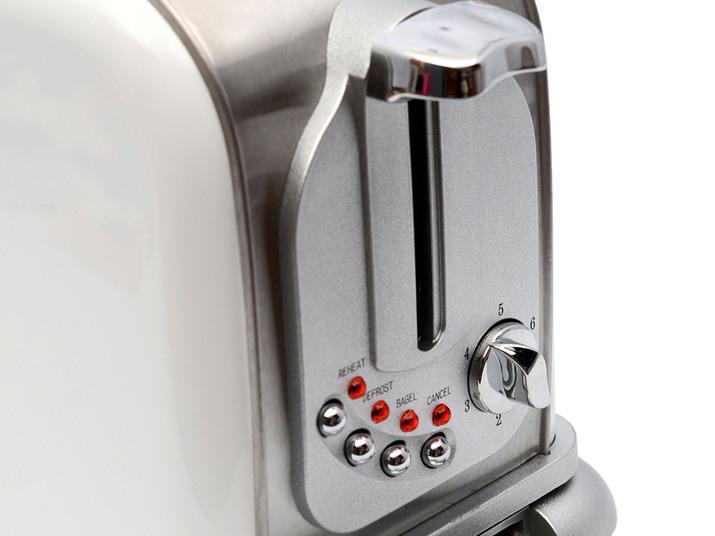 Тостер в метал корпусе