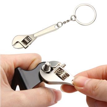 Брелок разводной ключ Фото 1