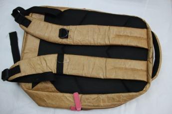 Ненамокаемый бумажный рюкзак образец Фото 10