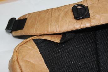 Ненамокаемый бумажный рюкзак образец Фото 12