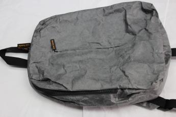 Ненамокаемый бумажный рюкзак образец Фото 14