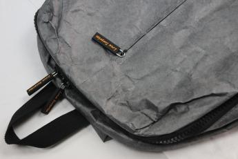 Ненамокаемый бумажный рюкзак образец Фото 15