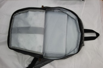 Ненамокаемый бумажный рюкзак образец Фото 16