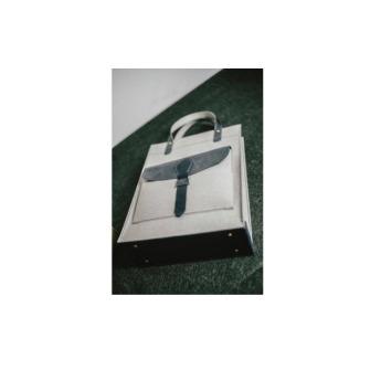 Непромокаемая бумажная дамская сумка Фото 12