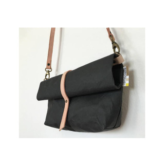 Непромокаемая бумажная дамская сумка Фото 2