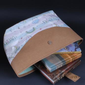 Непромокаемая бумажная дамская сумка Фото 22