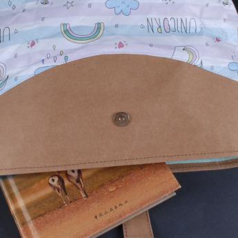 Непромокаемая бумажная дамская сумка Фото 23
