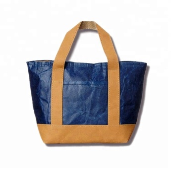 Непромокаемая бумажная дамская сумка Фото 24