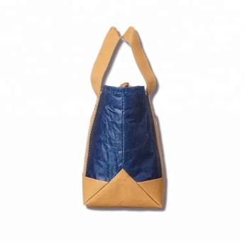 Непромокаемая бумажная дамская сумка Фото 25