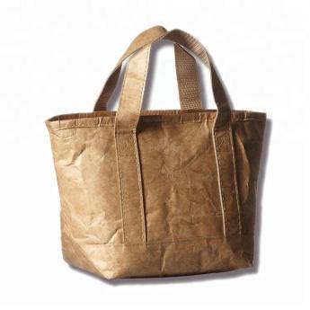 Непромокаемая бумажная дамская сумка Фото 27