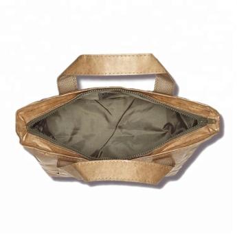 Непромокаемая бумажная дамская сумка Фото 28