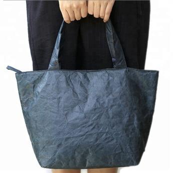 Непромокаемая бумажная дамская сумка Фото 29