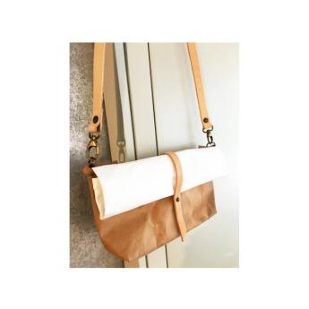 Непромокаемая бумажная дамская сумка Фото 6