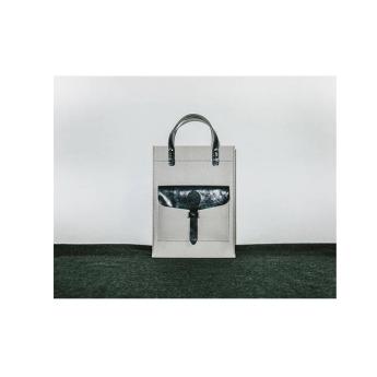 Непромокаемая бумажная дамская сумка Фото 9