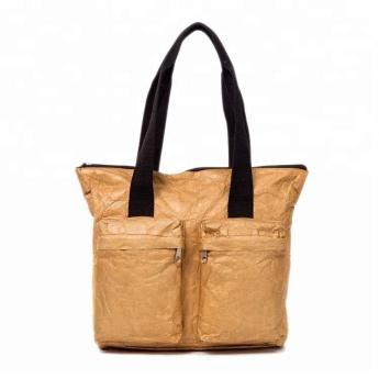 Непромокаемая бумажная деловая сумка Фото 10