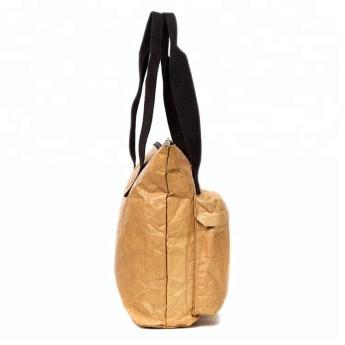 Непромокаемая бумажная деловая сумка Фото 11