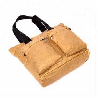 Непромокаемая бумажная деловая сумка Фото 12
