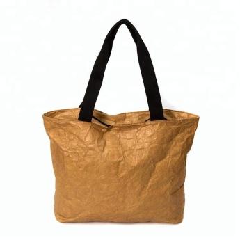 Непромокаемая бумажная деловая сумка Фото 13