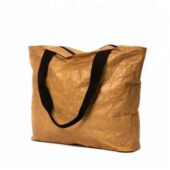 Непромокаемая бумажная деловая сумка Фото 14