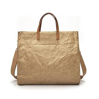 Непромокаемая бумажная деловая сумка Фото 4