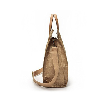 Непромокаемая бумажная деловая сумка Фото 5