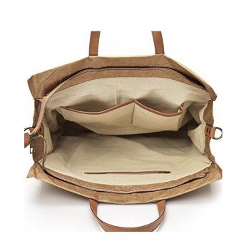 Непромокаемая бумажная деловая сумка Фото 6