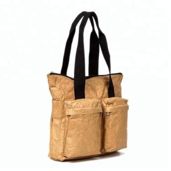 Непромокаемая бумажная деловая сумка Фото 9