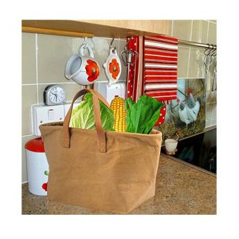 Непромокаемая бумажная классическая сумка Фото 12