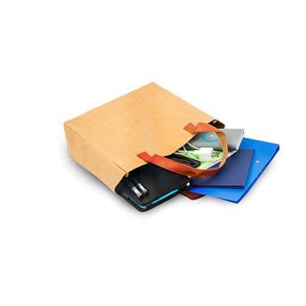 Непромокаемая бумажная классическая сумка Фото 16