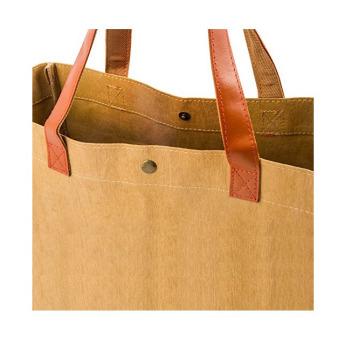 Непромокаемая бумажная классическая сумка Фото 17