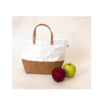Непромокаемая бумажная классическая сумка Фото 2