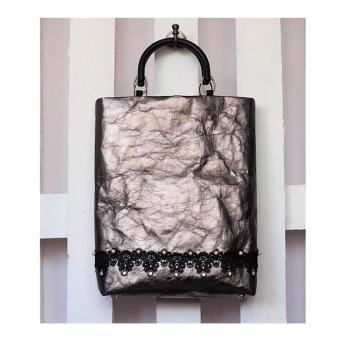 Непромокаемая бумажная классическая сумка Фото 6