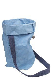 Непромокаемая бумажная корзинка с лямкой Фото 1