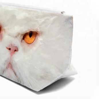 Непромокаемая бумажная косметичка с печатью Фото 4