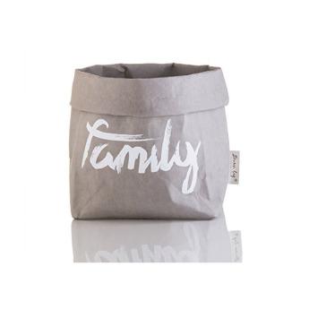 Непромокаемая бумажная многоразовая корзинка Фото 17