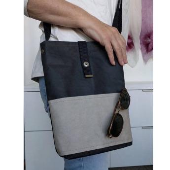 Непромокаемая бумажная мужская сумка Фото 1