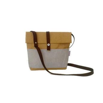 Непромокаемая бумажная мужская сумка Фото 11
