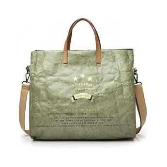 Непромокаемая бумажная мужская сумка Фото 14