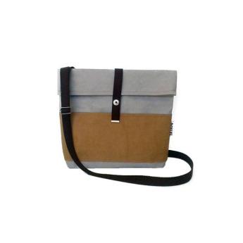 Непромокаемая бумажная мужская сумка Фото 9