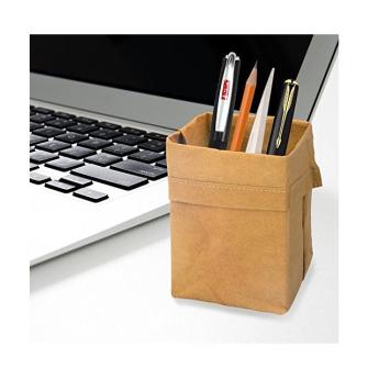 Непромокаемая бумажная офисная подставка для карандашей Фото 1