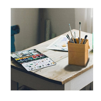 Непромокаемая бумажная офисная подставка для карандашей Фото 3