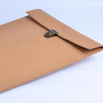 Непромокаемая бумажная папка А4 для документов Фото 1