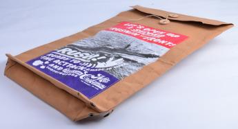 Непромокаемая бумажная папка для документов Фото 10
