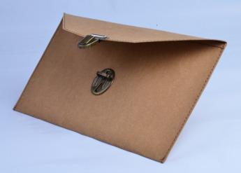 Непромокаемая бумажная папка для документов Фото 13