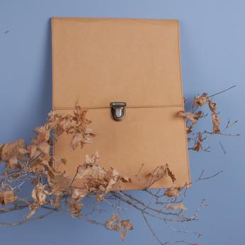 Непромокаемая бумажная папка для документов Фото 2