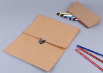 Непромокаемая бумажная папка для документов Фото 3