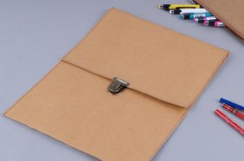 Непромокаемая бумажная папка для документов Фото 5