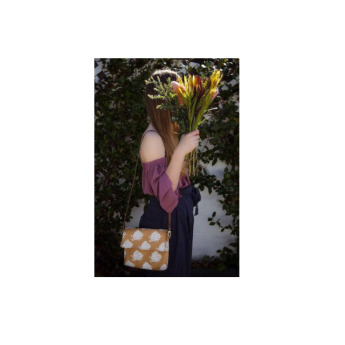 Непромокаемая бумажная складная дамская сумка Фото 4
